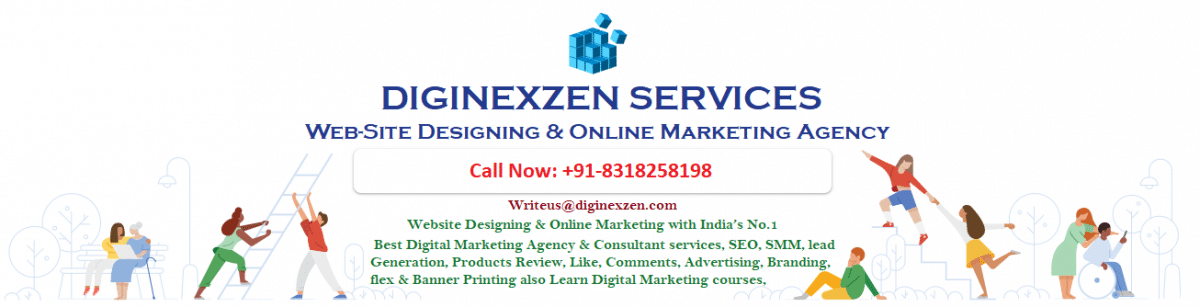 Website designing & online Marketing company in kanpur